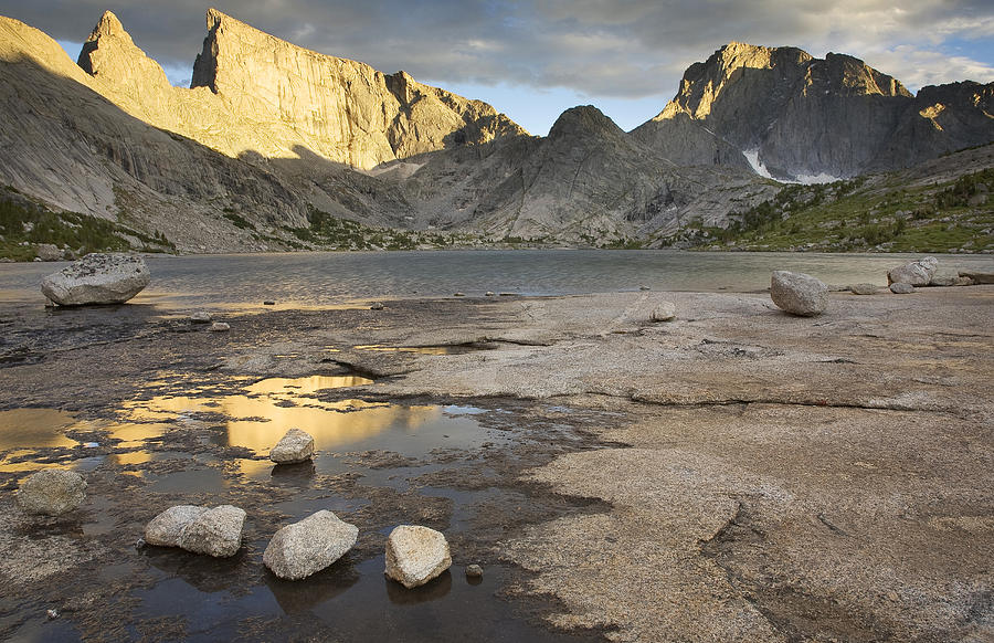 Deep Photograph - Deep Lake by David Halter