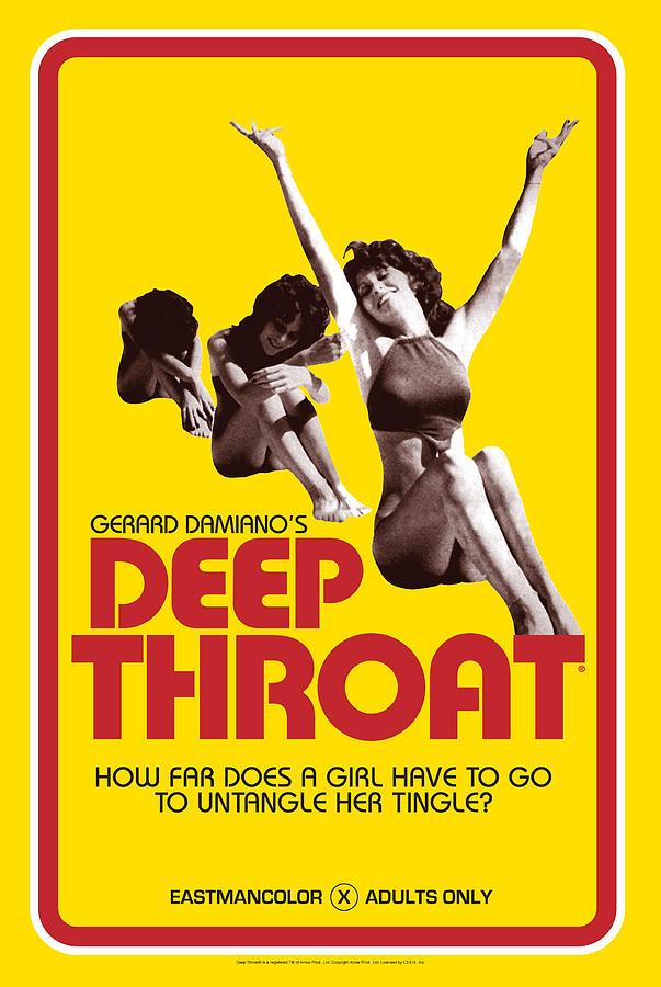 How a girl deep throat