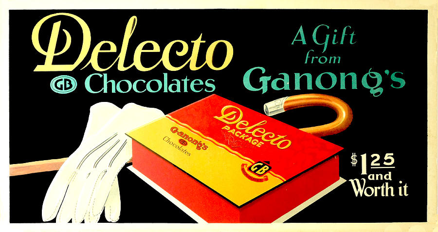 Delecto Chocolates by Woodson Savage