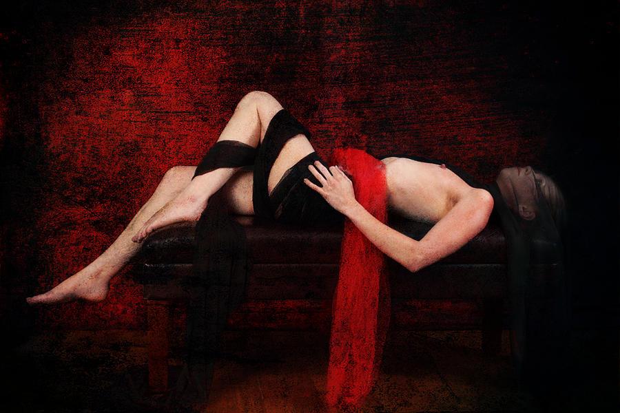 Delicious Vampire Treat by Andrew Giovinazzo