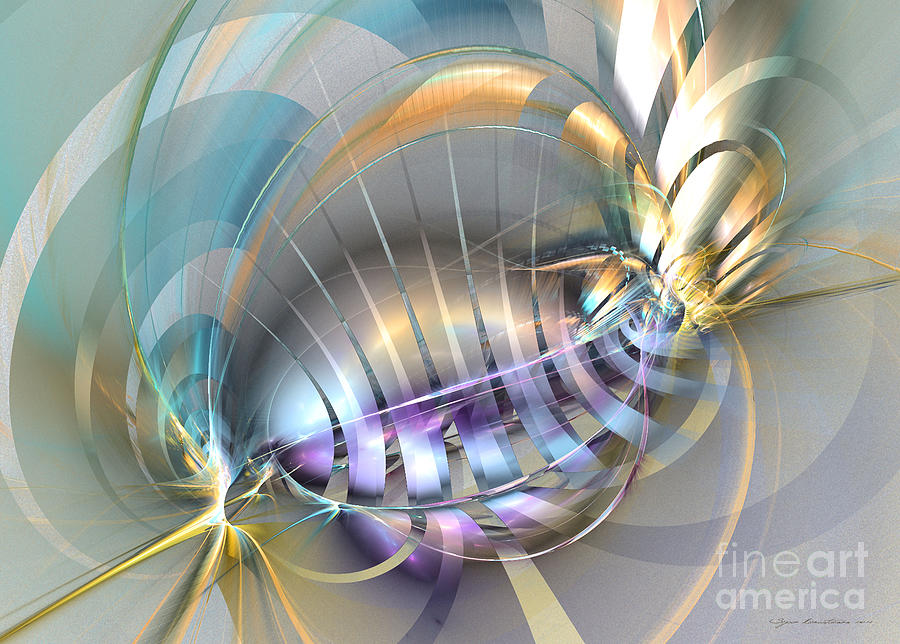 Surrealism Digital Art - Delightful Tone - Surrealism by Sipo Liimatainen