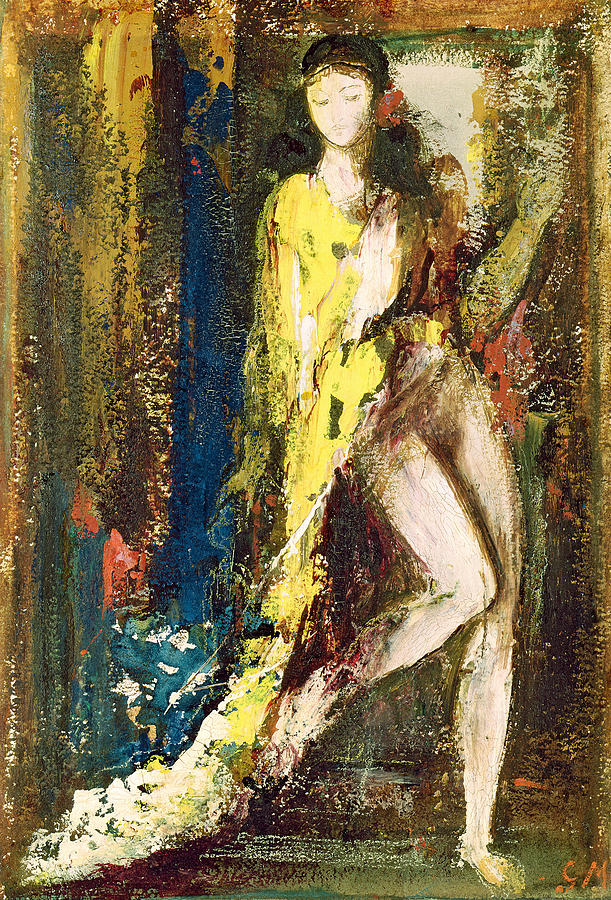 Famous Salome Paintings