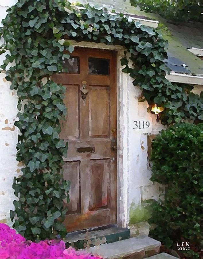 DelRay DoorWay by Lin Grosvenor