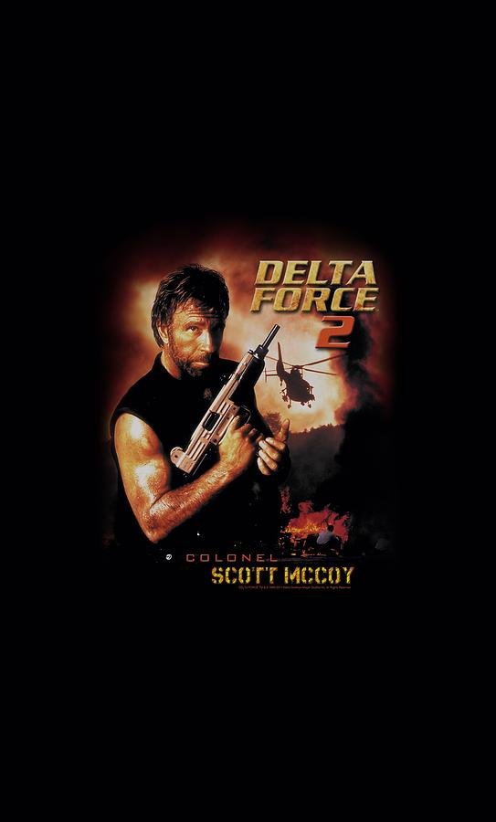 Delta Force - Delta Force 2 Poster Digital Art by Brand A
