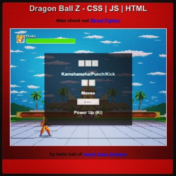 Code Photograph - #demo At  #http://bit.ly/dbz-css  #dbz by Katie Ball