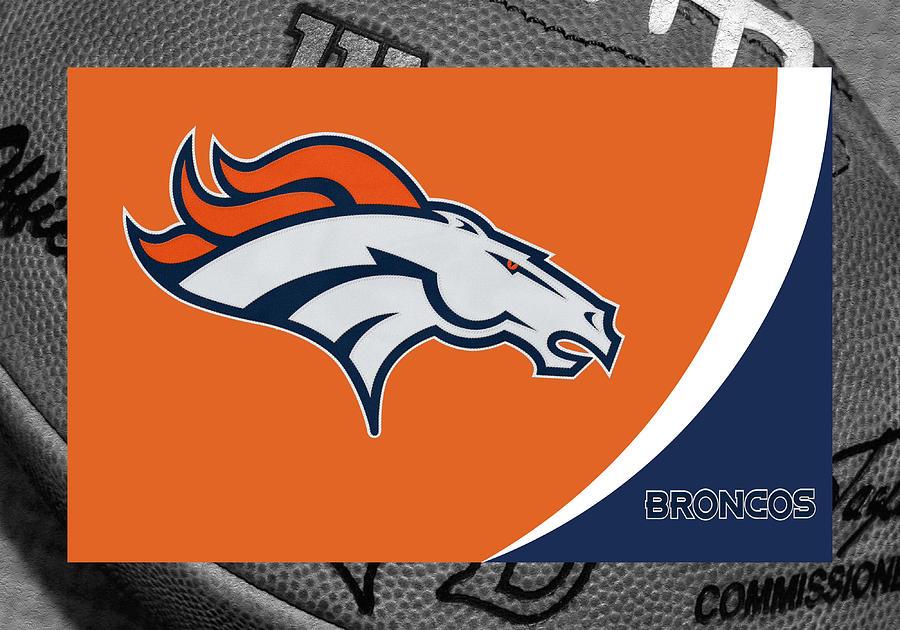 Broncos Photograph - Denver Broncos by Joe Hamilton