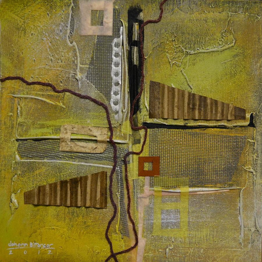 Des Moines 1 Mixed Media by Jose Johann Bitancor