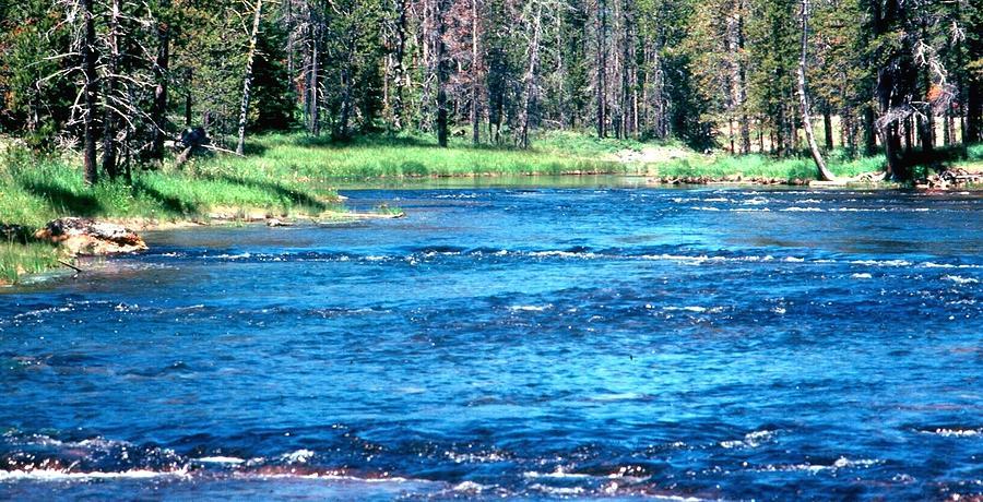 Deschutes River 9053 Photograph