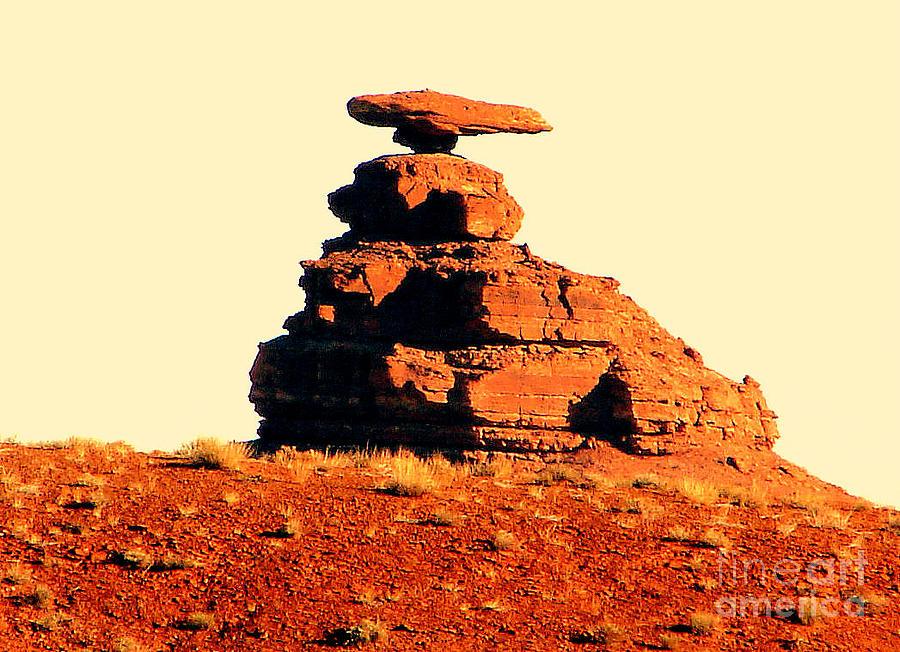 Desert Photograph - Desert Balance Act by John Potts