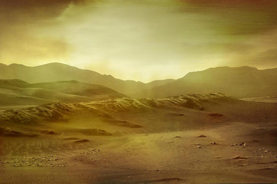 Brett Digital Art - Desert by Brett Pfister