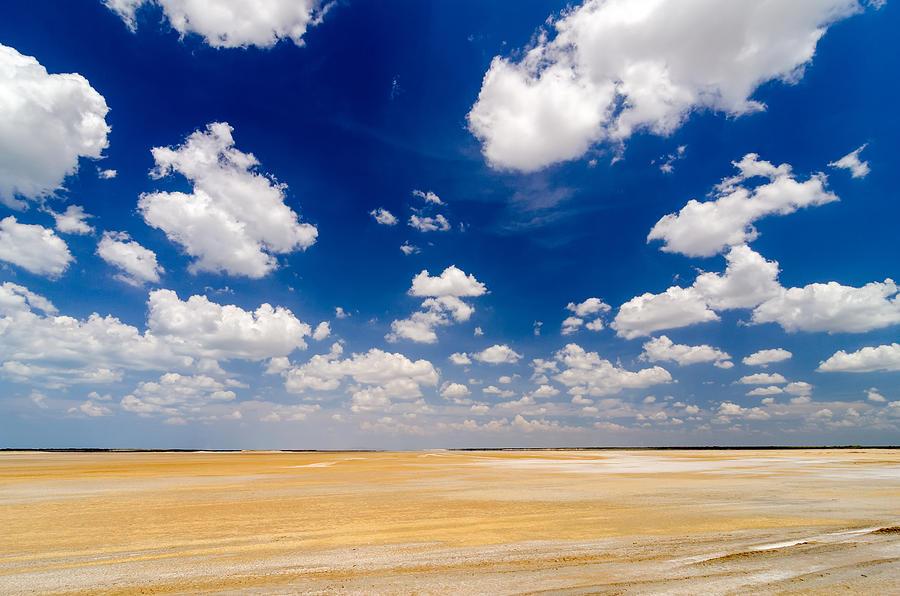 Guajira Photograph - Desert Flatlands by Jess Kraft