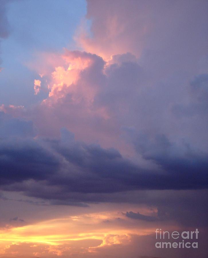 Desert Photograph - Desert Rainstorm 6 by Kerri Mortenson