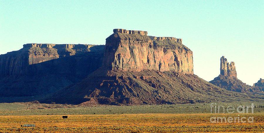 Desert Scene Usa Photograph by John Potts