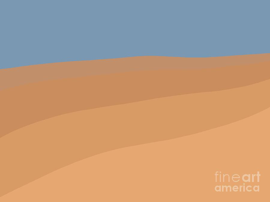 Desert Sky by Henry Manning