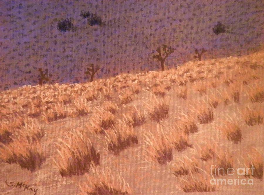 Desert Wind by Suzanne McKay