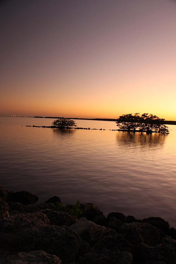 Nature Photograph - Deserted Island by AR Annahita