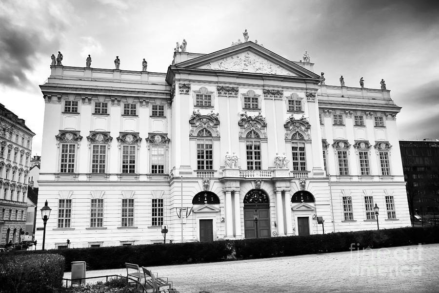 Palais Trautson Photograph - Palais Trautson Design by John Rizzuto