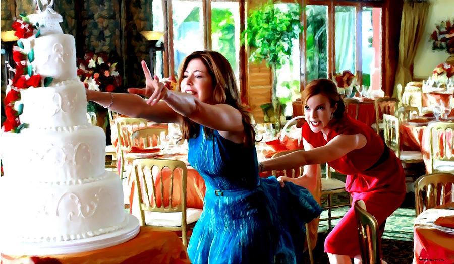 Desperate Housewives TV serie - 2 Digital Art by Gabriel T Toro