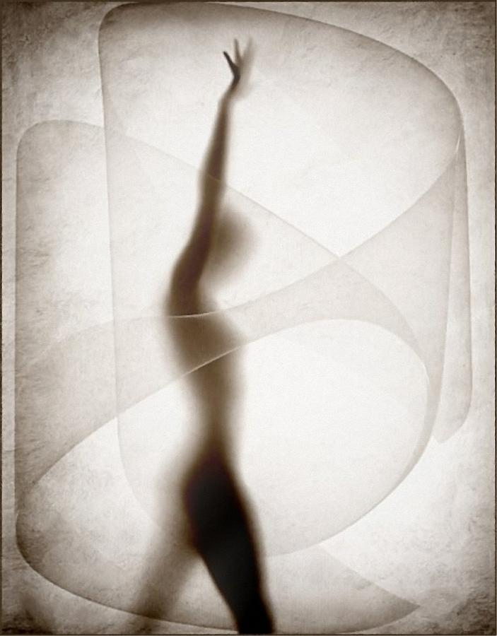 Woman Digital Art - Despite by Gun Legler