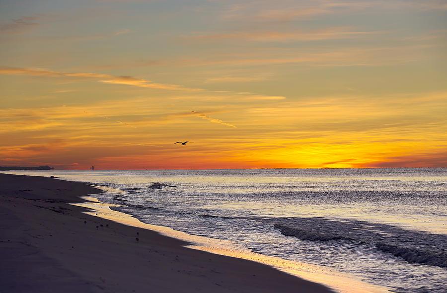 Destin Sunrise Photograph