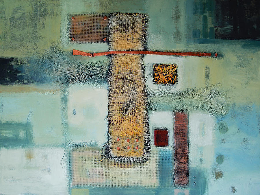 Destiny Painting by Farhan Abouassali