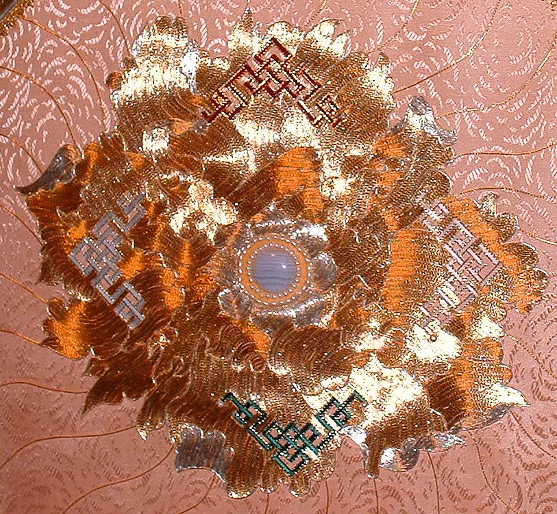 Abstraction Tapestry - Textile - Detail Vastness At by Dan A  Barker