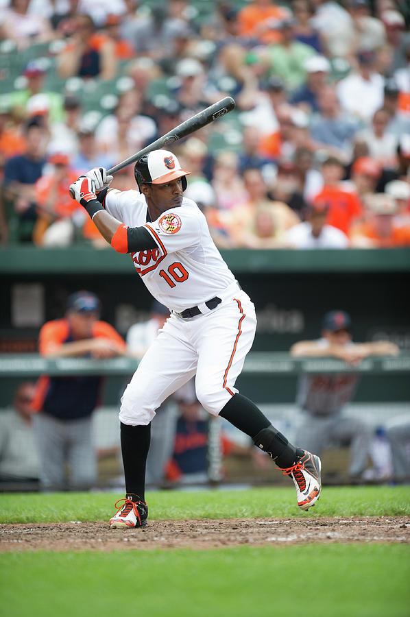 Detroit Tigers V Baltimore Orioles By Rob Tringali