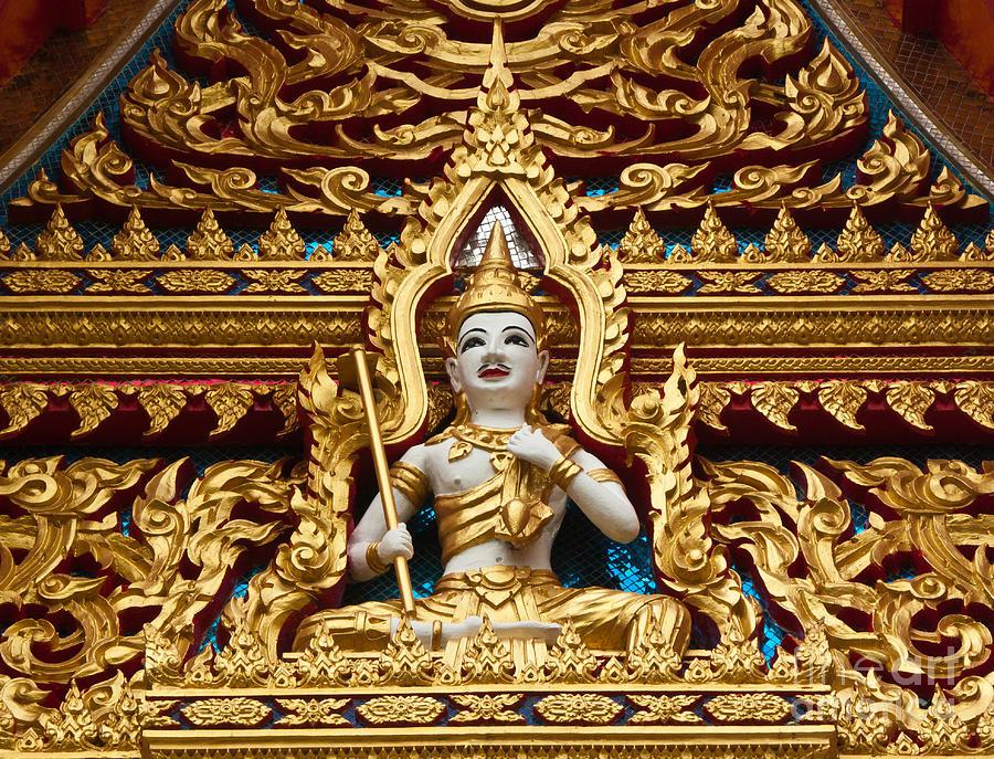 Thailand Photograph - Deva by Tosporn Preede