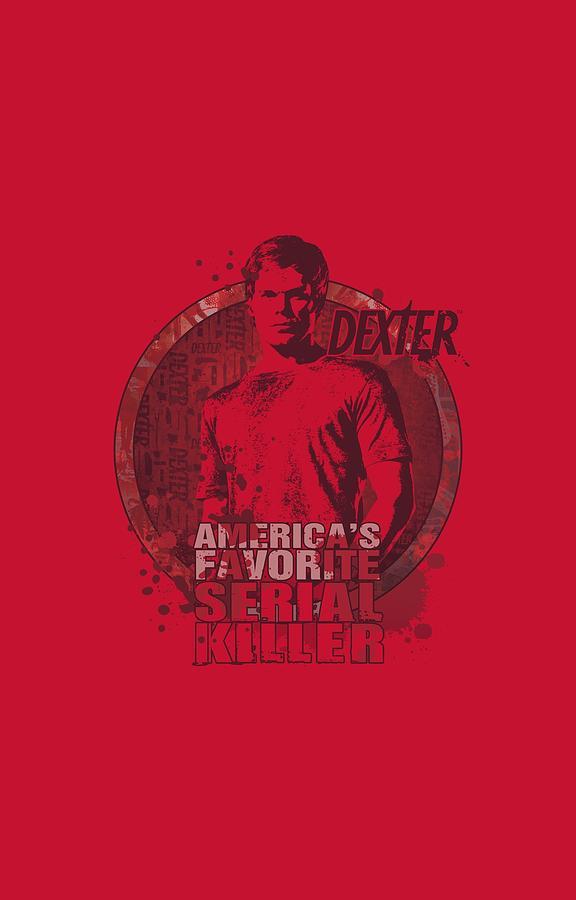 Dexter Digital Art - Dexter - Americas Favorite by Brand A