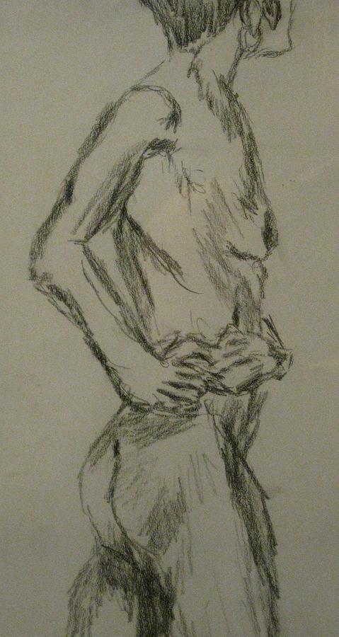Diana Drawing