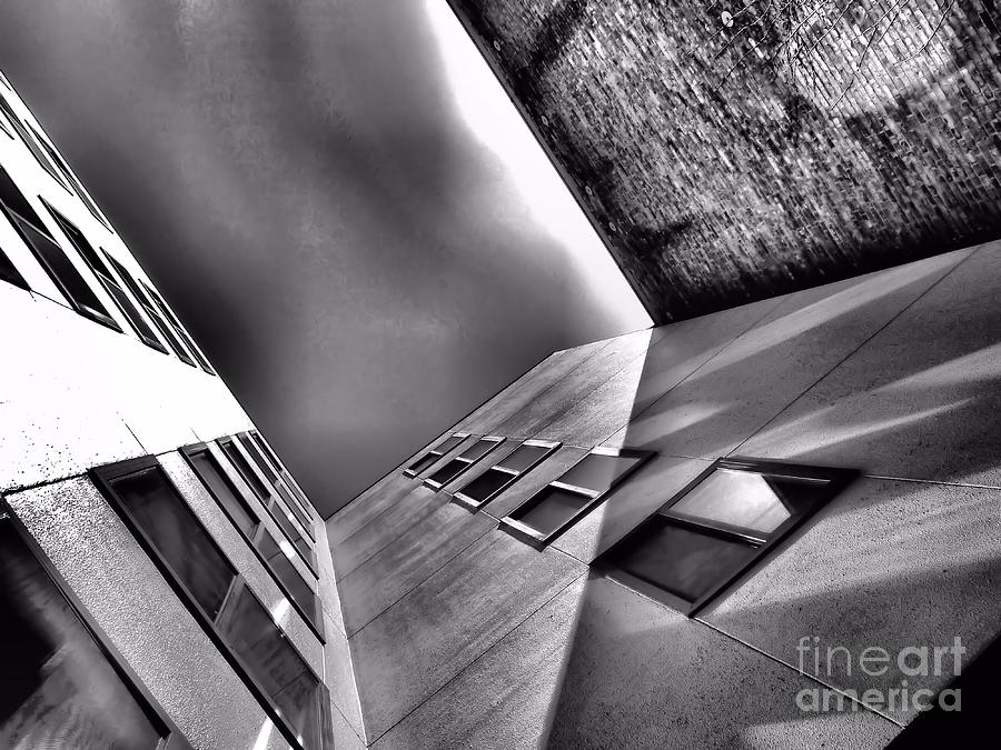 Abstract Photograph - Different Point Of View by Lauren Leigh Hunter Fine Art Photography