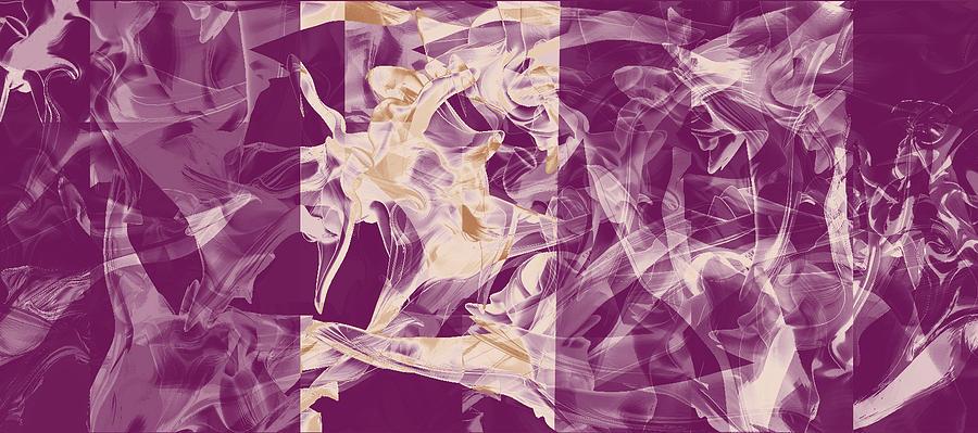 Digital Digital Art - Digital Abstract by Moshfegh Rakhsha