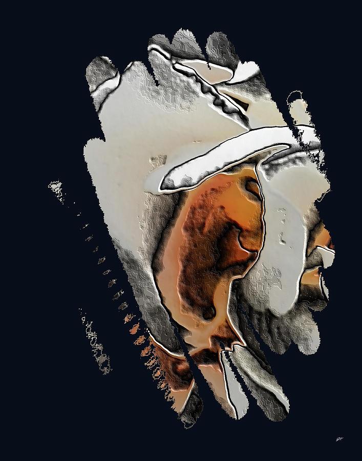 Abstract Digital Art - Digital Art - Abstract 150 by Gerlinde Keating - Galleria GK Keating Associates Inc