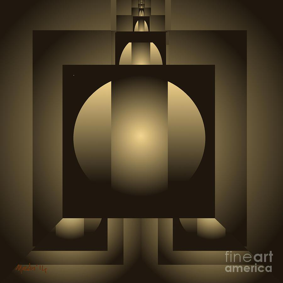 Art Prints Painting - Digital Design 619 by Nedunseralathan R