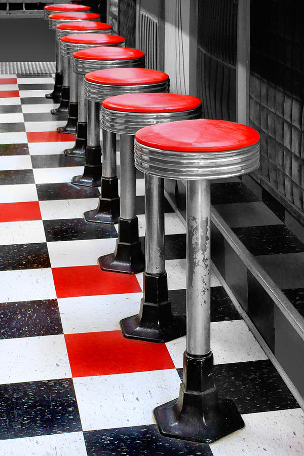 Diners Photograph - Diner #2 by Nikolyn McDonald