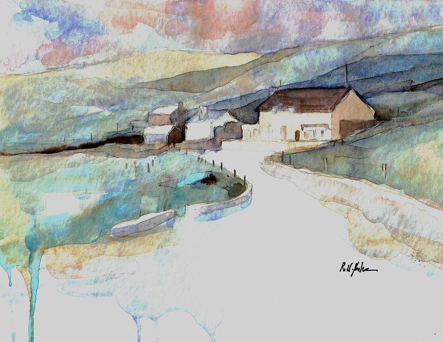 Dingle Way Painting - Dingle Way  by Robert Yonke