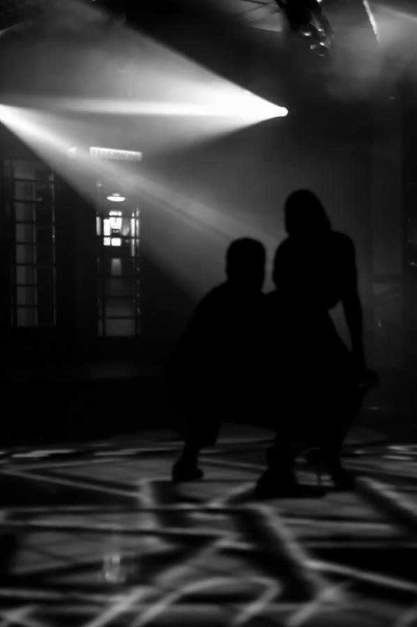 Black And White Photograph - Dirty Dancing by Eje Gustafsson