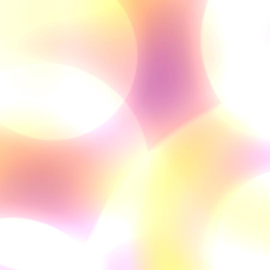 Abstract Digital Art - Disco Silk by Ashley King