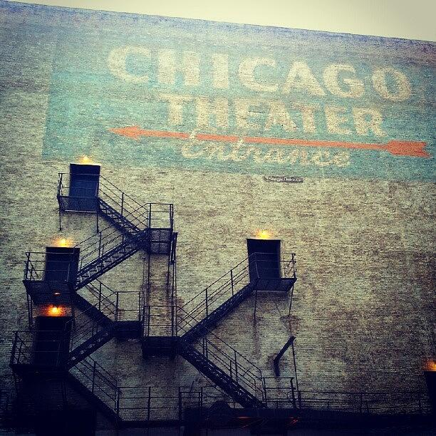 Chicago Photograph - Discovering Ghosts In Back Alleyways by Jill Tuinier