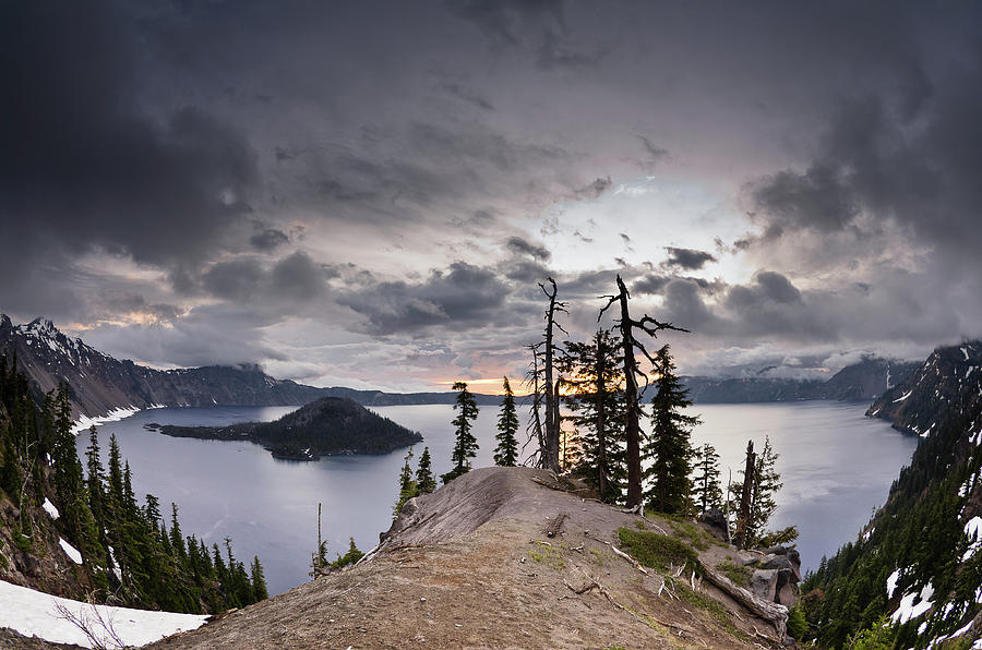 Discovery Point Photograph - Discovery Point At Dawn by Greg Nyquist