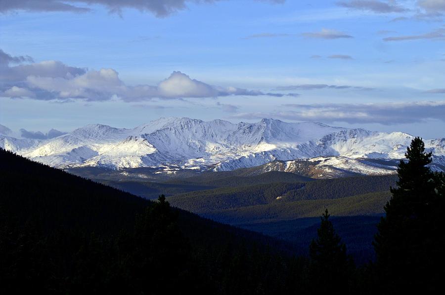 Colorado Photograph - Distant Light by Jeremy Rhoades