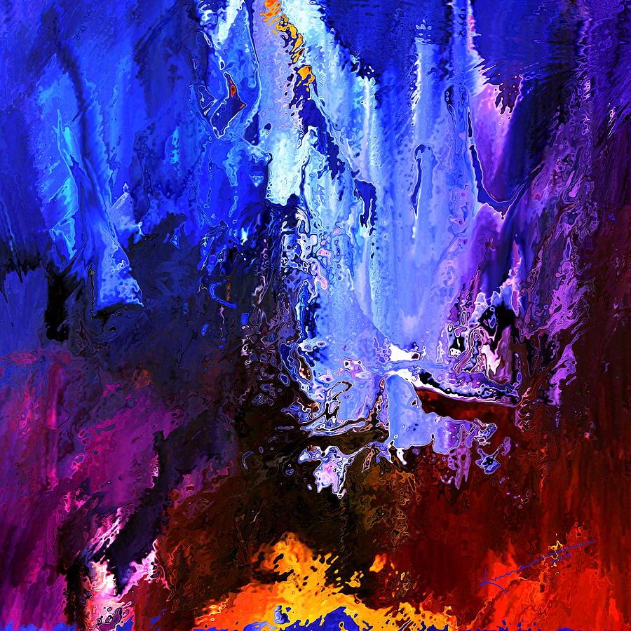 Distant Light Digital Art - Distant Light by Kume Bryant