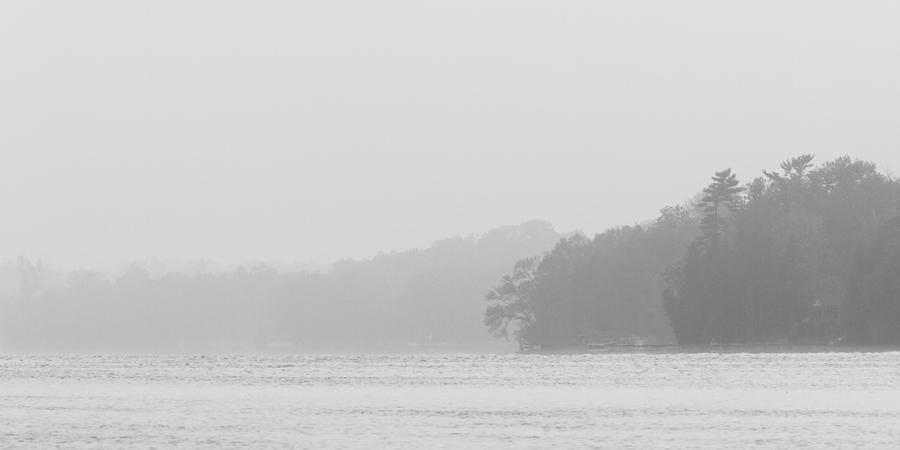 Fog Photograph - Distant Memory by Stan Wojtaszek