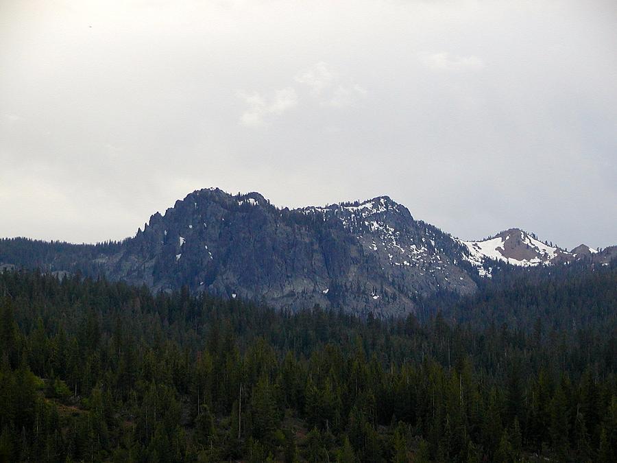 Distant Peak of Stone by William McCoy