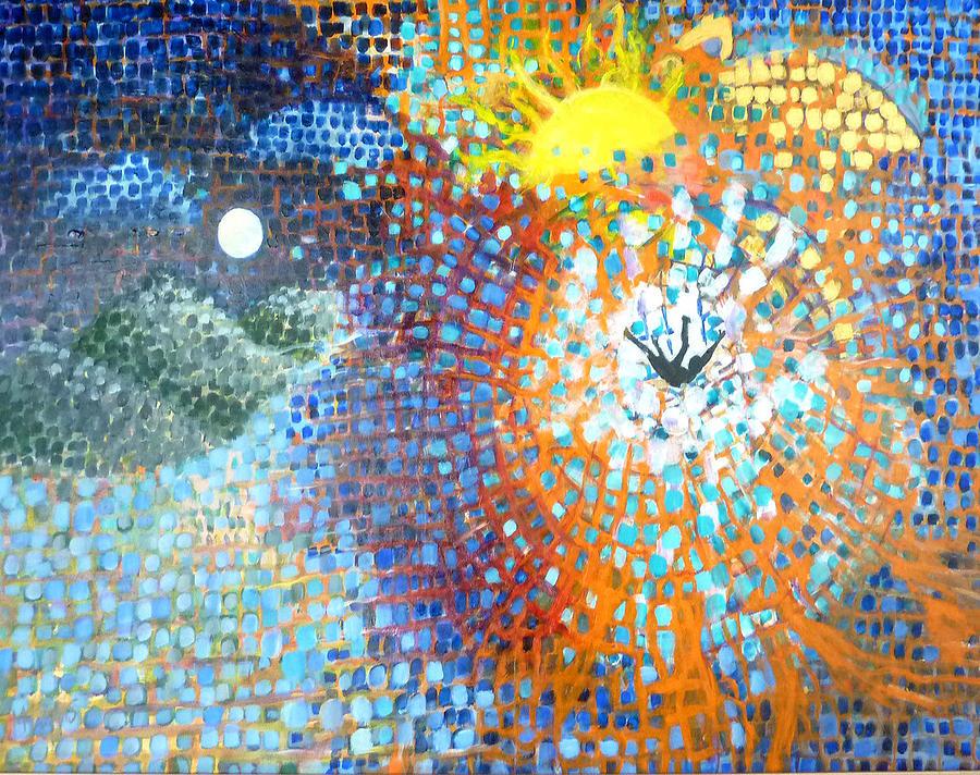 Divine Safety Net by Melanie Lewis