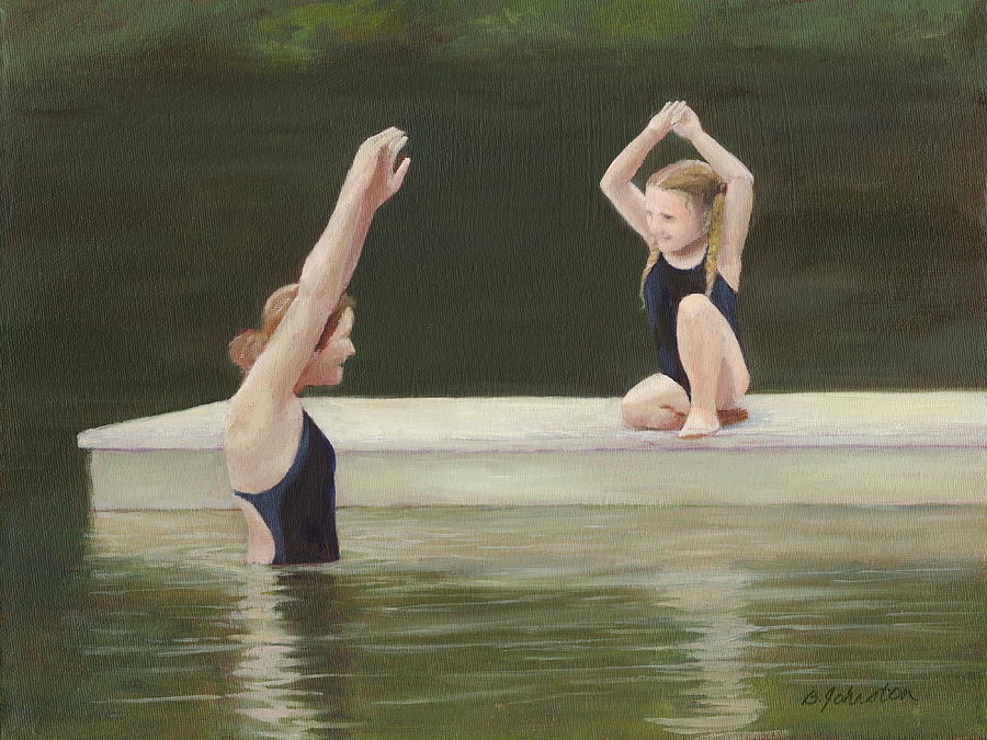 Diving Lessons by Beth Johnston