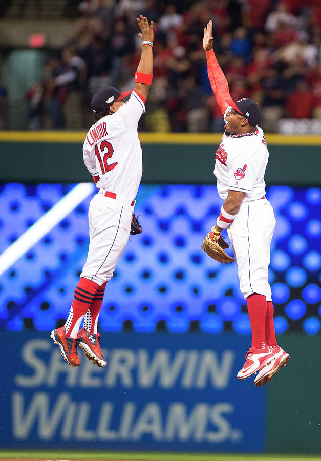 Division Series - Boston Red Sox V Photograph by Michael Ivins/boston Red Sox