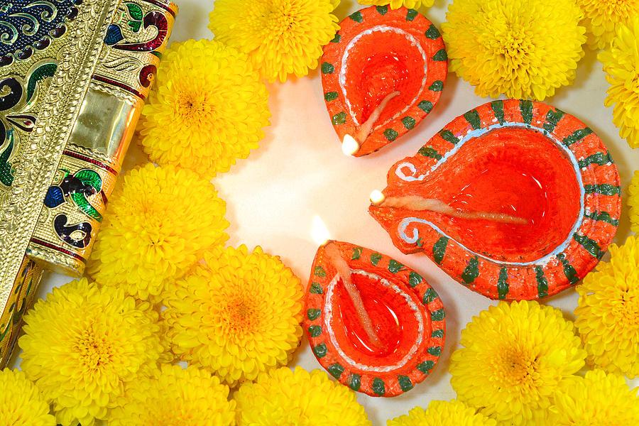 Diwali Photograph by Jayk7