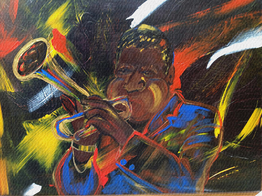 Dizzyzness by Terry Boykin