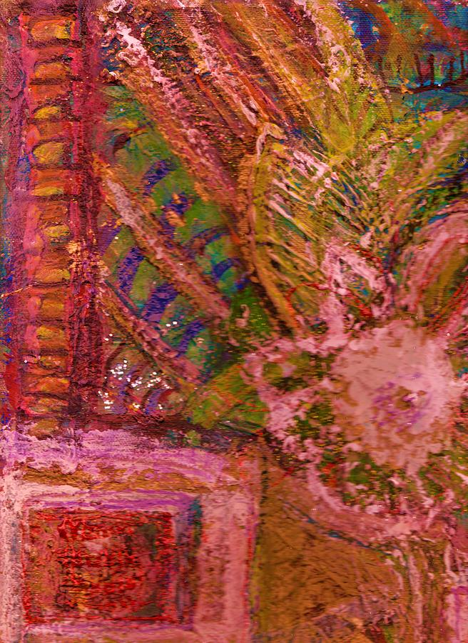 Flower Mixed Media - Do You Feel A Rough Draft In Here? by Anne-Elizabeth Whiteway